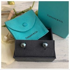 Tiffany & Co. Tahitian Pearls Earrings